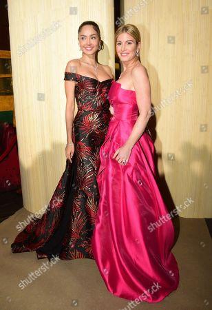 Patricia Contreras and Hofit Golan