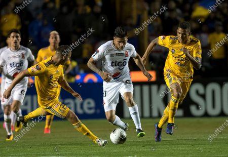 Editorial image of Tigres UANL vs. Alianza F.C., San Nicolas De Los Garza, Mexico - 26 Feb 2020