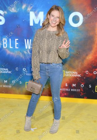 Editorial picture of 'Cosmos: Possible Worlds' film premiere, University of California, Los Angeles, USA - 26 Feb 2020