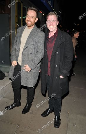 Stevi Ritchie and Paul Manners