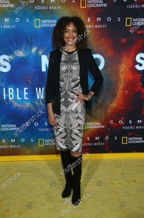 Editorial photo of 'Cosmos: Possible Worlds' film premiere, University of California, Los Angeles, USA - 26 Feb 2020