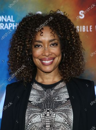 Stock Picture of Gina Torres