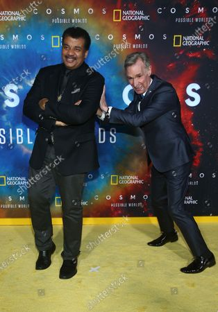 Neil deGrasse Tyson, Bill Nye