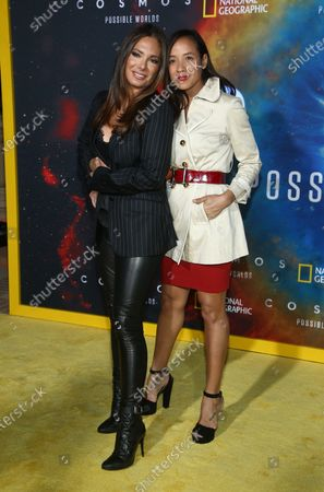 Stock Image of Alex Meneses, Dania Ramirez