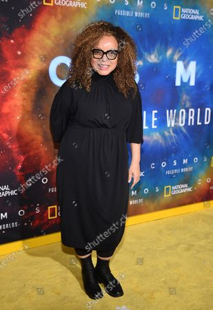 Stock Picture of Ruth E. Carter