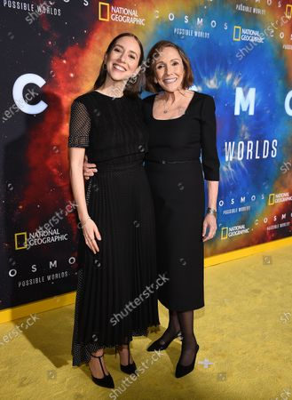 Editorial image of 'Cosmos: Possible Worlds' film premiere, University of California, Los Angeles, USA - 26 Feb 2020