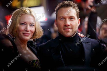 Cate Blanchett, Jai Courtney