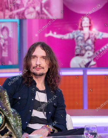Editorial image of 'Good Morning Britain' TV show, London, UK - 27 Feb 2020