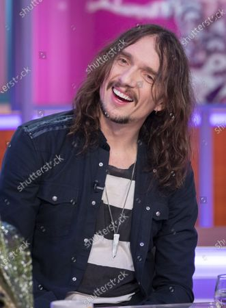Stock Picture of Justin Hawkins