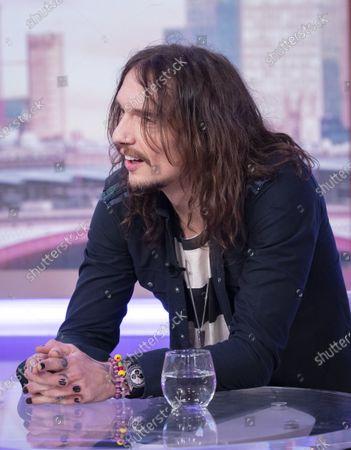 Editorial photo of 'Good Morning Britain' TV show, London, UK - 27 Feb 2020