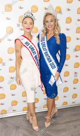 Editorial picture of 'Good Morning Britain' TV show, London, UK - 27 Feb 2020