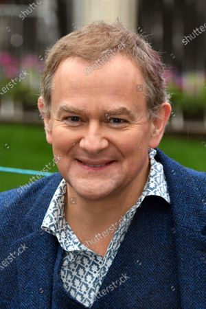 Stock Image of Hugh Bonneville unveils Paddington
