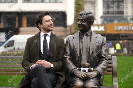 Alex Zane with Mr Bean celebrates Rowan Atkinson's legendary comic creation 30 years since his first TV appearance. Mr Bean's big screen debut came with the box office smash 'Bean: The Ultimate Disaster Movie' in 1997.