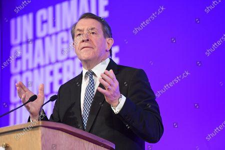 Editorial image of Launch of COP26 Private Finance Agenda, London, United Kingdom - 27 Feb 2020