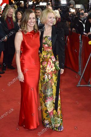 Yvonne Strahovski and Cate Blanchett
