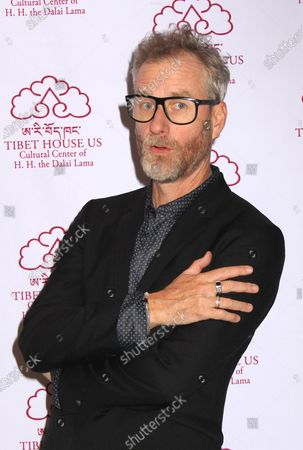 Editorial picture of Tibet House Benefit Concert, After Party, New York, USA - 26 Feb 2020
