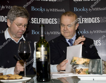 Nick Newman and Ian Hislop