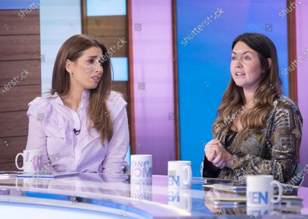 Stacey Solomon, Lacey Turner