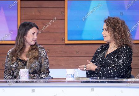 Lacey Turner, Nadia Sawalha