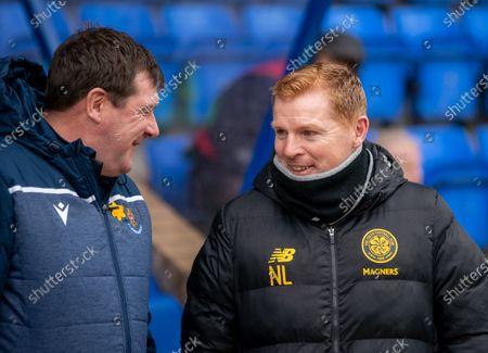 Editorial image of St Johnstone v Celtic, William Hill Scottish Cup, Quarter Final, Football, McDiarmid Park, Perth, Scotland, UK - 01 Mar 2020