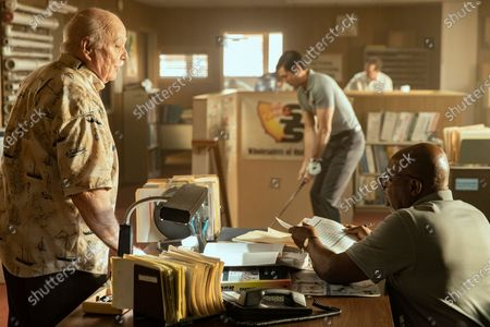 Brian Doyle-Murray as Bob Kruger, Michael Lee Kimel as Beautiful Jeff and Brent Jennings as Ernie Fontaine