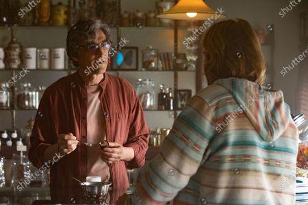 "David Pasquesi as Blaise St John and Wyatt Russell as Sean ""Dud"" Dudley"