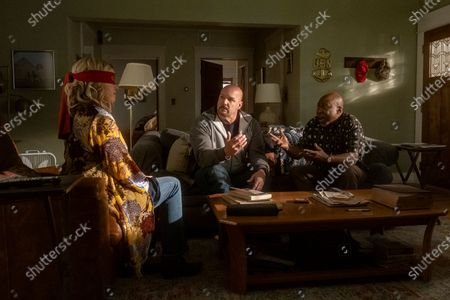 Linda Emond as Connie Clark, Eric Allan Kramer as Scott Wright and Brent Jennings as Ernie Fontaine
