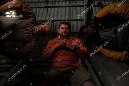 David Ury as Champ, Daniel Stewart Sherman as Jeremy and Atkins Estimond as Gerson