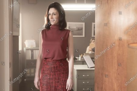 Stock Picture of Cara Mantella as Jackie Loomis