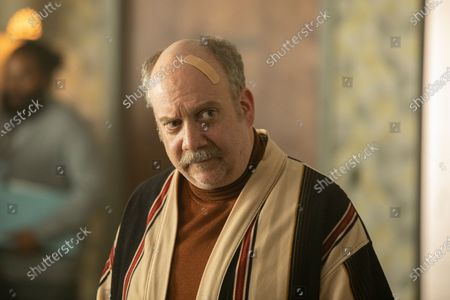 Paul Giamatti as L. Marvin Metz