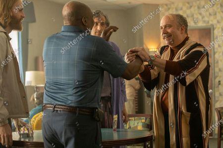 "Wyatt Russell as Sean ""Dud"" Dudley, Brent Jennings as Ernie Fontaine, David Pasquesi as Blaise St John as Paul Giamatti as L. Marvin Metz"