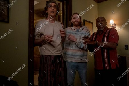 "David Pasquesi as Blaise St John, Wyatt Russell as Sean ""Dud"" Dudley and Brent Jennings as Ernie Fontaine"