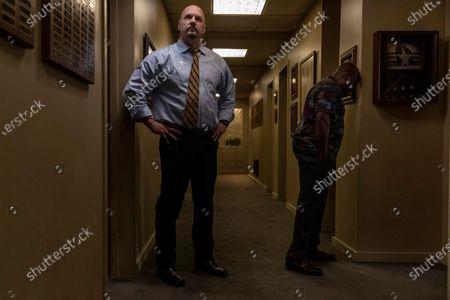 Eric Allan Kramer as Scott Wright and Brent Jennings as Ernie Fontaine