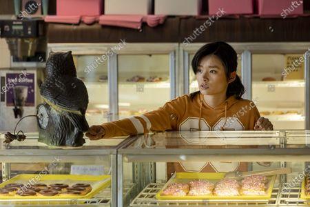 Stock Picture of Celia Au as Alice Ba