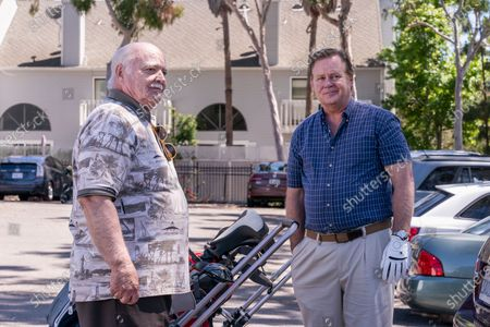 Brian Doyle-Murray as Bbo Kruger and Joel Murray as Doug Fife