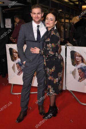 Mark Stanley and Rochenda Sandall
