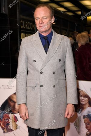 Editorial image of 'Sulphur And White' film premiere, Curzon Mayfair, London, UK - 27 Feb 2020