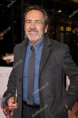 Stock Photo of Robert Lindsay