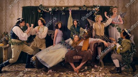 Samuel Farnsworth as George Gould, Adrian Enscoe as Austin Dickinson, Sophie Zucker as Abby, Anna Baryshnikov as Lavinia Dickinson, Hailee Steinfeld as Emily Dickinson, Gus Birney as Jane Humphreys, Allegra Heart as Abiah and Kevin Yee as Toshiaki