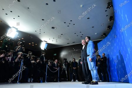 Editorial image of Curveball - Photocall - 70th Berlin Film Festival, Germany - 27 Feb 2020