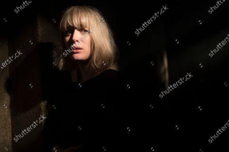 Stock Image of Mackenzie Davis as Kate Mandell