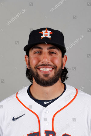 This is a 2020 photo of Jason Bell of the Houston Astros baseball team. This image reflects the Astros active roster as of, when this image was taken