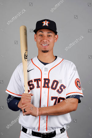 This is a 2020 photo of Taylor Jones of the Houston Astros baseball team. This image reflects the Astros active roster as of, when this image was taken
