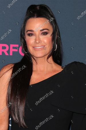 Stock Picture of Kyle Richards