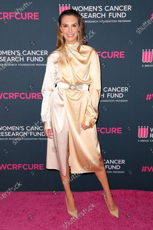 Editorial picture of The Women's Cancer Research Fund hosts An Unforgettable Evening, Arrivals, Beverly Wilshire Hotel, Los Angeles, USA - 27 Feb 2020