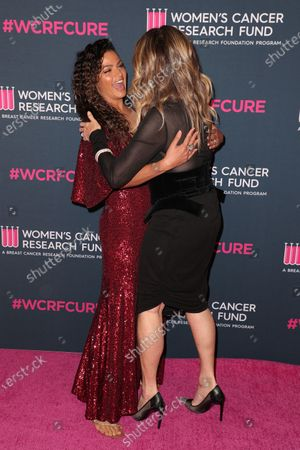 Camila Alves and Rita Wilson
