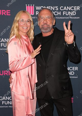 Editorial image of The Women's Cancer Research Fund hosts An Unforgettable Evening, Arrivals, Beverly Wilshire Hotel, Los Angeles, USA - 27 Feb 2020