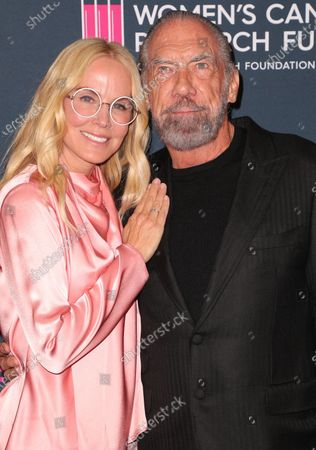 Eloise DeJoria and John Paul DeJoria