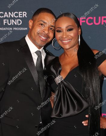 Mike Hill and Cynthia Bailey