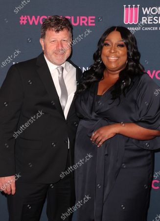 James Welsh and Loni Love